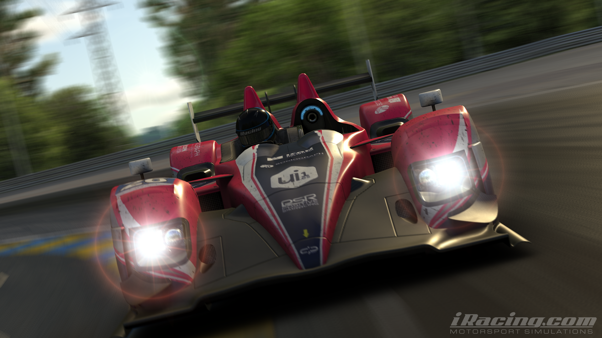 iRacing 24 h Le Mans 2019 – Fantastic racing with Max Verstappen on track