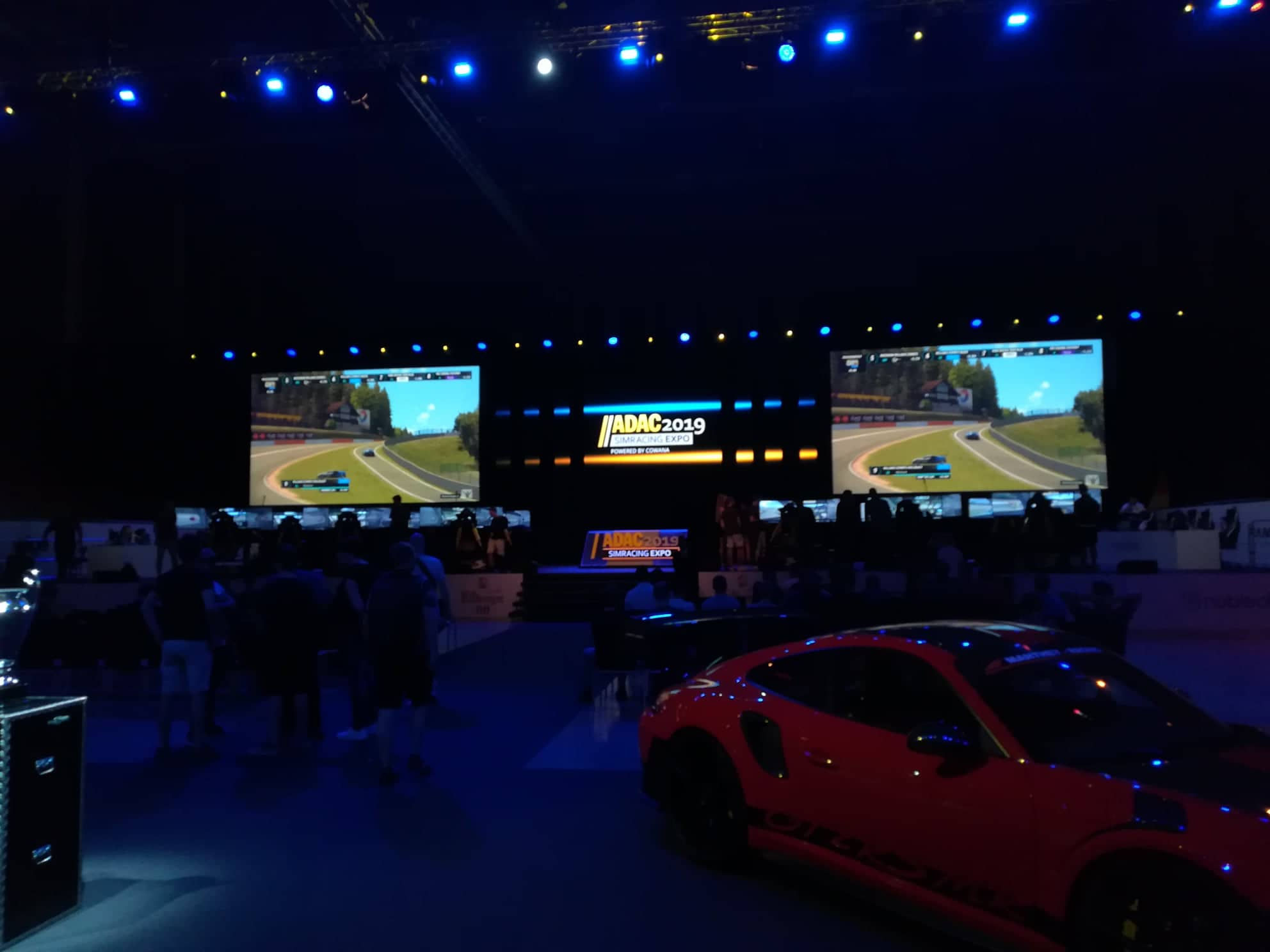 SimRacing Expo 2019. Images