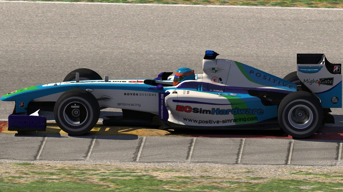 2015 iRacing Road2Pro